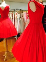 red dress promo 5